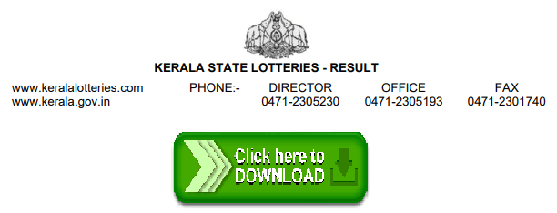 POURNAMI Lottery RN 429 Results in 30 August 2020