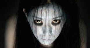 The Grudge Costume for Halloween 2021