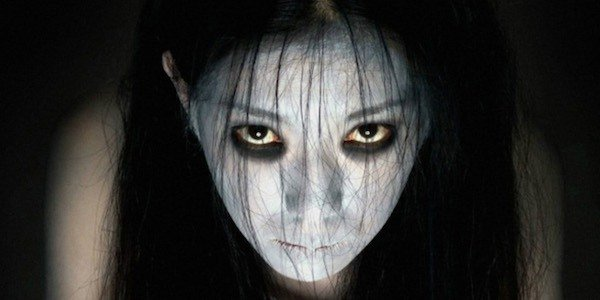 The Grudge Costume for Halloween 2020