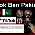 Why TikTok ban in Pakistan today 9 October 2020