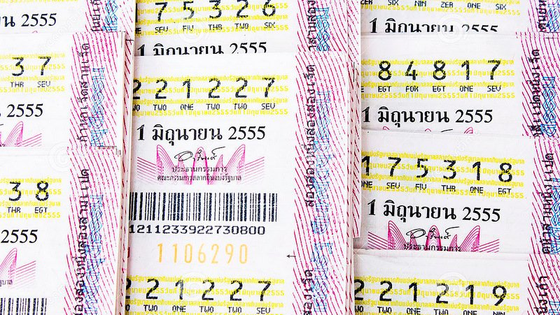 Thai Lottery Result 1 January 2020 Today