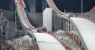 Popular Winter Sports
